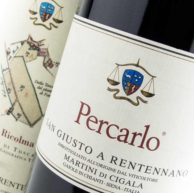 View All Wines from San Giusto a Rentennano