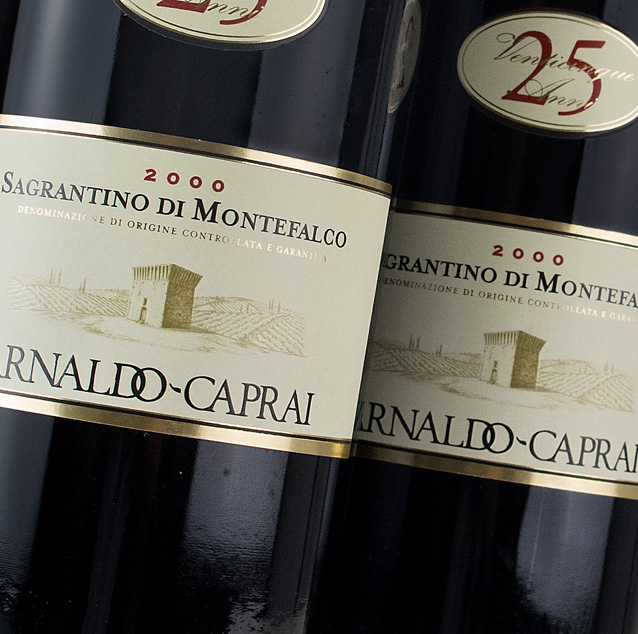 View All Wines from Caprai