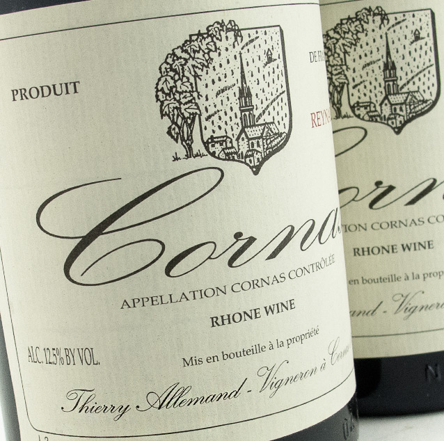 View All Wines from Allemand, Thierry
