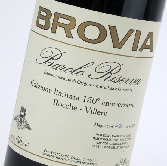 View All Wines from Brovia, Fratelli