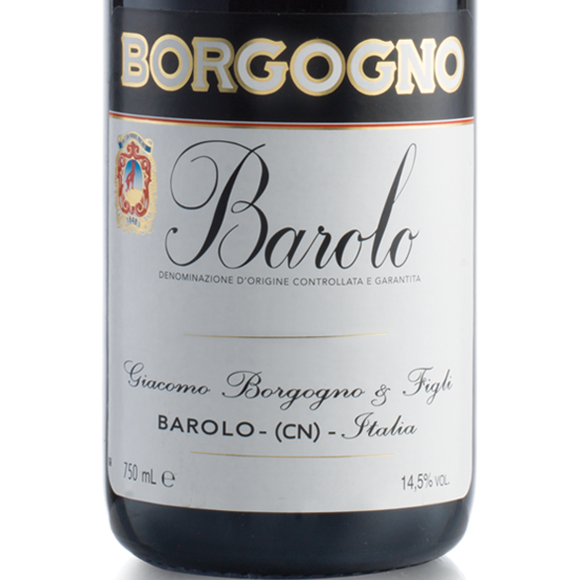 View All Wines from Borgogno, Giacomo