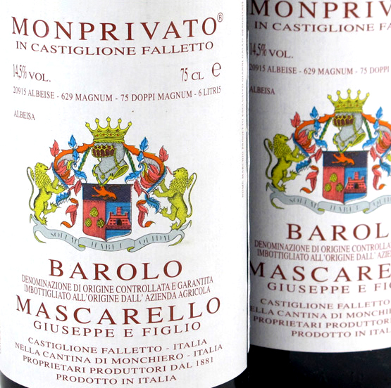 View All Wines from Mascarello, Giuseppe E Figlio