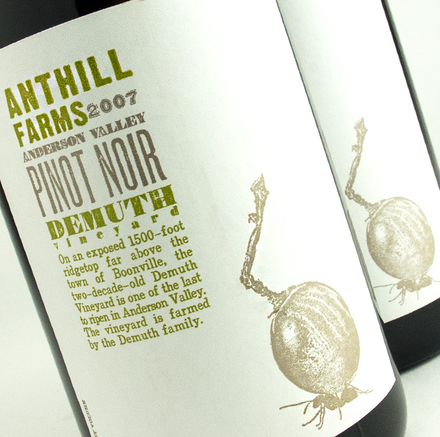 View All Wines from Anthill Farms