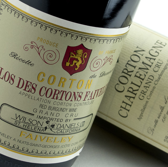 View All Wines from Faiveley