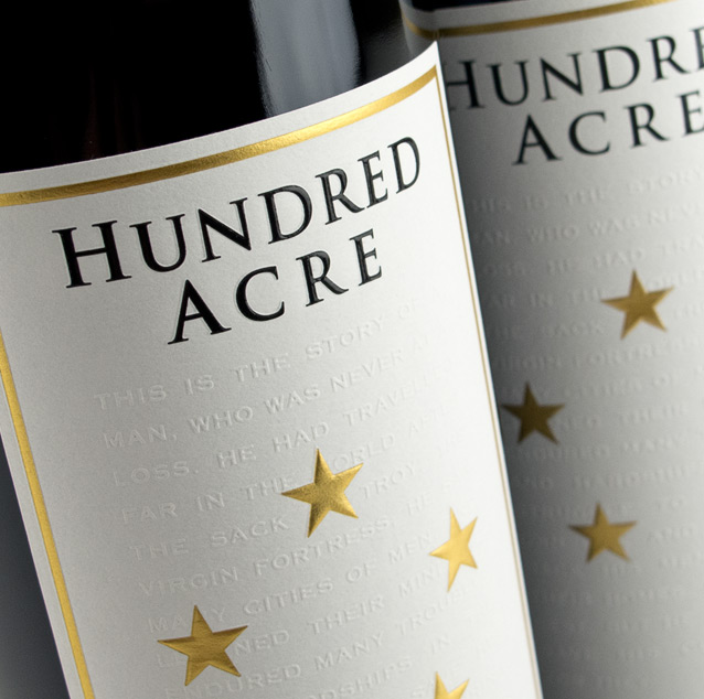 View All Wines from Hundred Acre