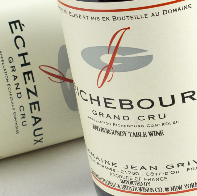 View All Wines from Grivot, Jean